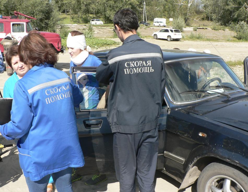 20 августа  в Колпашевском районе прошли масштабные тактико-специальные учения.
