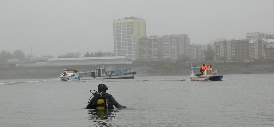 Участие в тактико-специальном учении. Кораблекрушение на акватории.