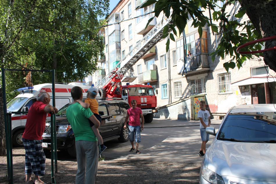 ТСУ в Ленинском районе. Обрушение жилого здания.
