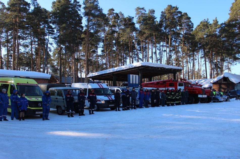 Подготовка к пожароопасному периоду 2017