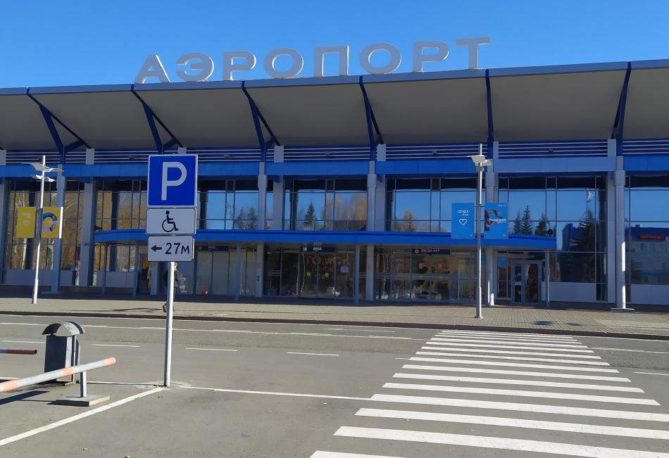 Комплексное тактико - специальное учение по пресечению террористического акта в ООО Аэропорт ТОМСК