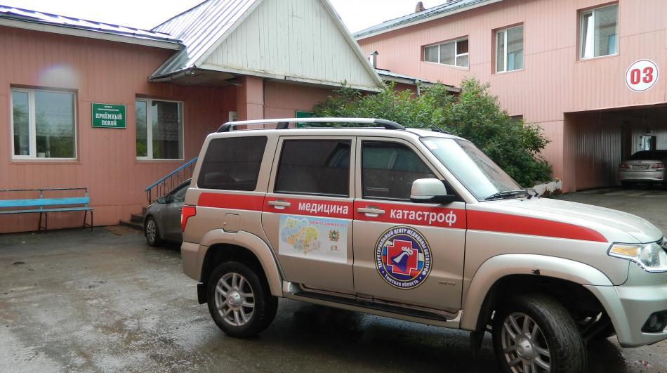 «Маршрут здоровья» в Бакчарском   районе