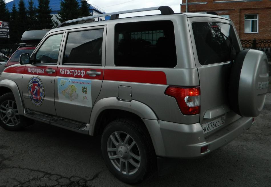 Командно-штабные учения в Ленинском районе