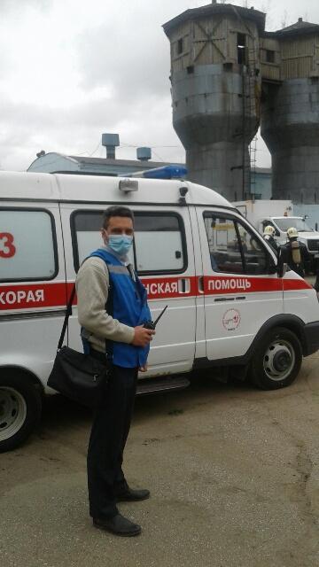 Командно-штабные учения в Томск РТС