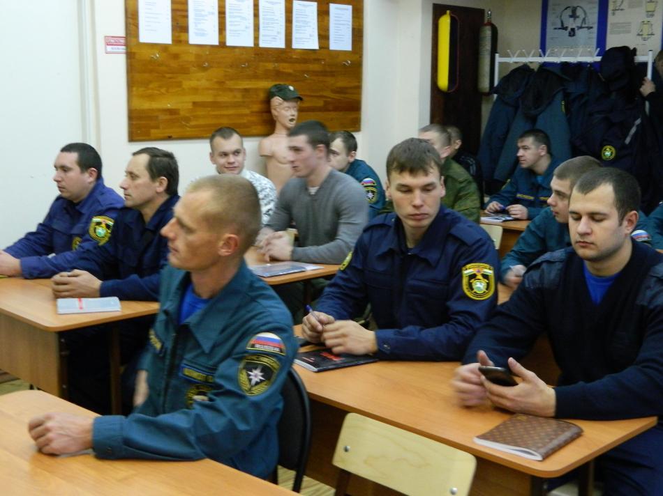 Обучение сотрудников МЧС правилам оказания первой помощи пострадавшим
