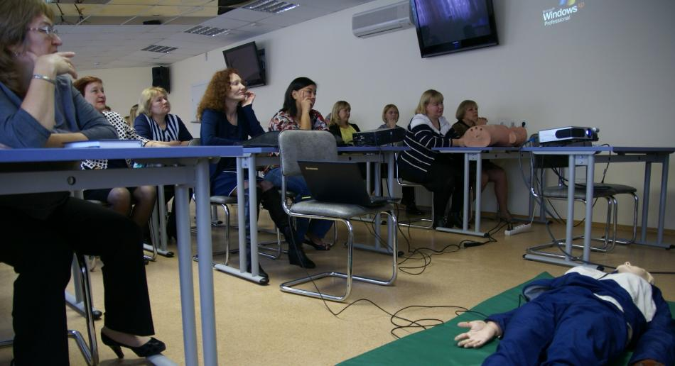 Обучение сотрудников Филиала №2 Томского регионального отделения Фонда социального страхования
