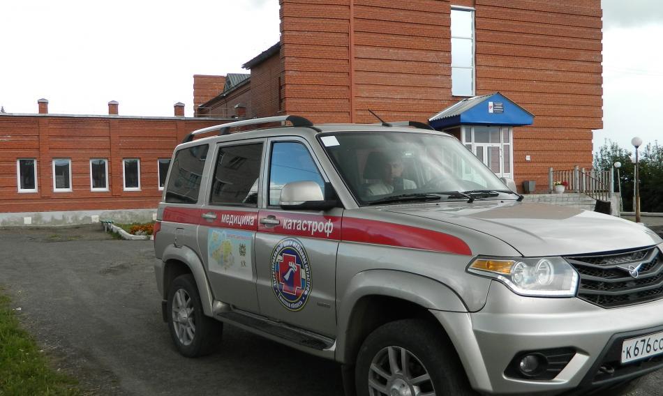 Командно-штабное учение по вопросам гражданской обороны, предупреждению и ликвидации чрезвычайных ситуаций в Парабельском районе.
