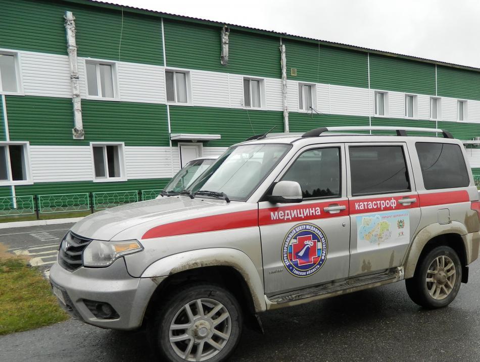 Командно-штабное учение в Верхнекетском районе
